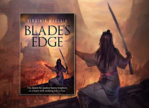 Blade's Edge (Chronicles of Gensokai) by Virginia McClain