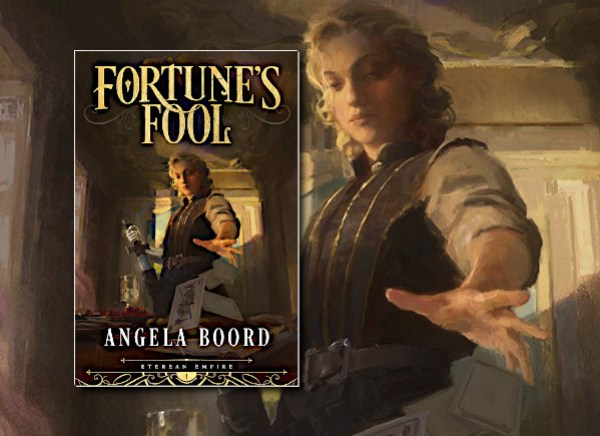 Fortune's Fool (Eterean Empire) by Angela Boord