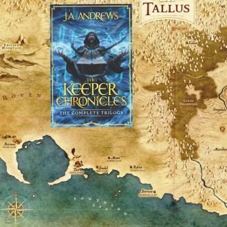 Julia 3 map Monday Keeper Chronicles