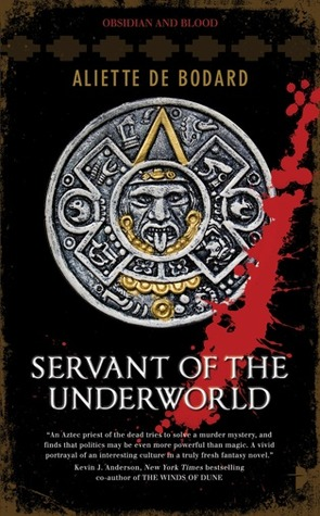 Bodard Servant of teh Underworld POC Women In SFF