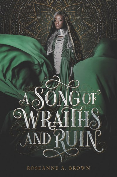Brown Song of Wraiths and Ruin POC Women In SFF