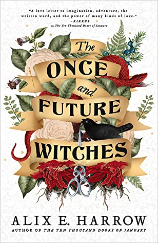 Harrow Once Future Witches