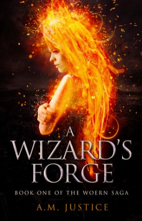 Justice Wizard's Forge