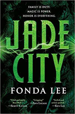 Lee Jade City POC Women In SFF