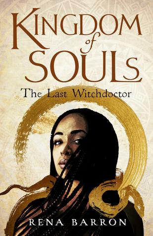 Rena Barron Kingdom of Souls