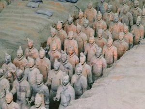 Terracotta Warriors, Xian, Xian Tourism, China, China Touring