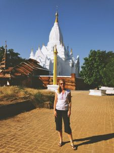 Le Myat Hnar Temple, Bagan temple, Bagan, Myanmar, Myanmar Tourism