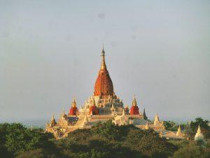 Ananda Temple, Bagan, Bagan Temple, Myanmar, Myanmar Tourism