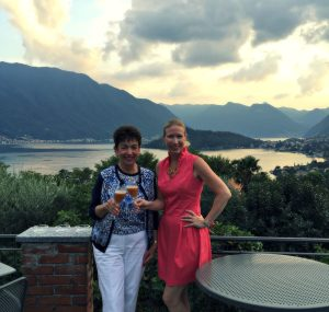 Fantasy Aisle, Lake Como
