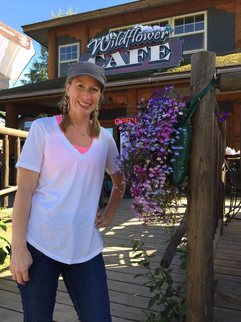 Fantasy Aisle, alaska travel recommendations, My favorite restaurant in Alaska, The Wildflower Cafe