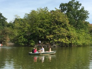 Fantasy Aisle, Paddle Boats can be rented at Loeb Boathouse in Central Park