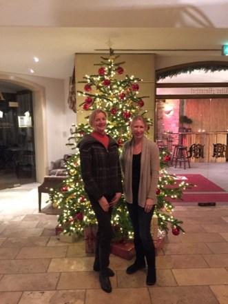 Fantasy Aisle, Celebrating birthday dinner with Annette in Flensburg
