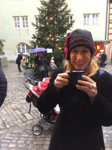 Fantasy Aisle, My first Glühwein in Rothenburg