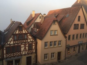 Fantasy Aisle, The Medieval city of Rothenburg ob der Tauber