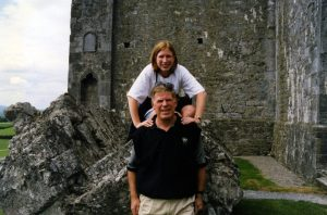 Fantasy Aisle, Father Daughter in Ireland
