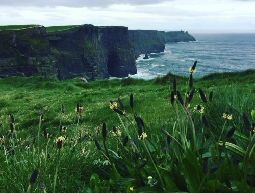Fantasy Aisle, Cliffs of Moher, Ireland