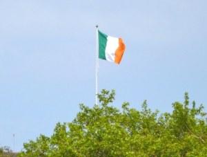 Fantasy Aisle, Irish flag