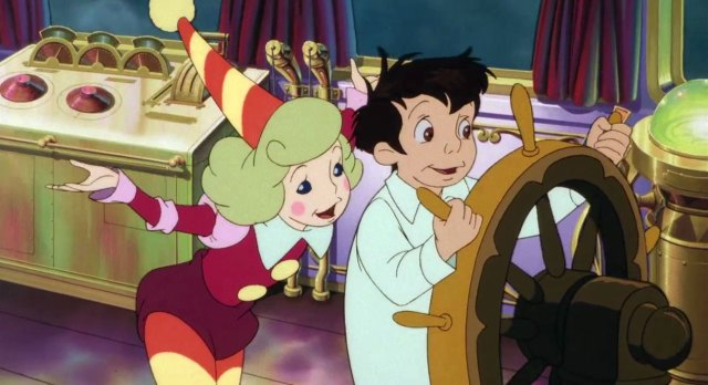 Image result for little nemo in slumberland movie anime