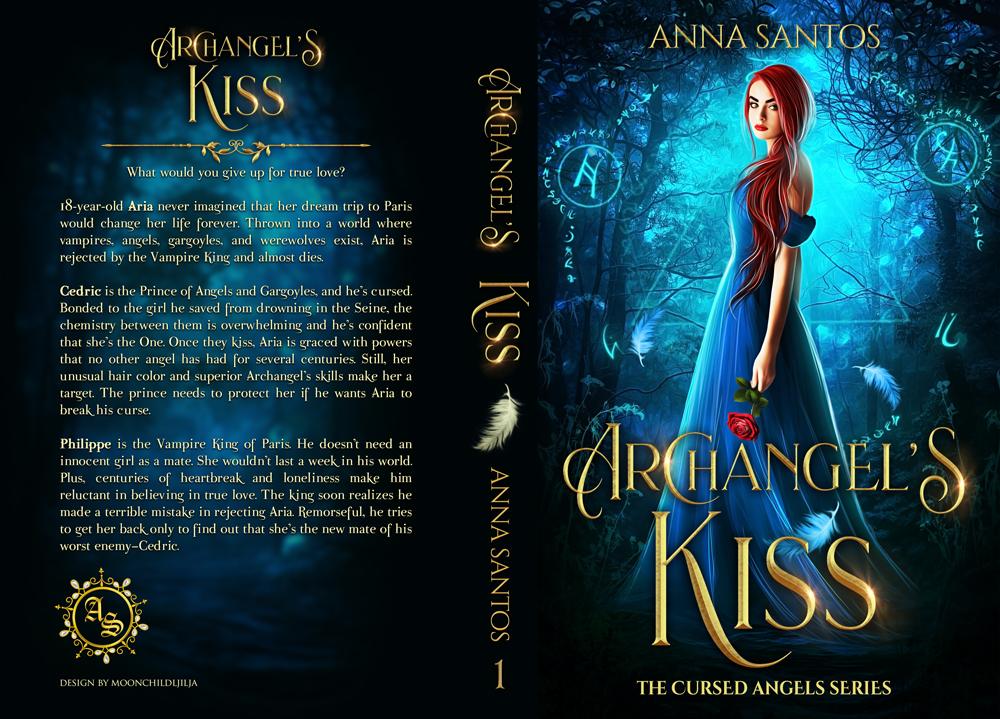 Full Wraps Portfolio Fantasy Book Design
