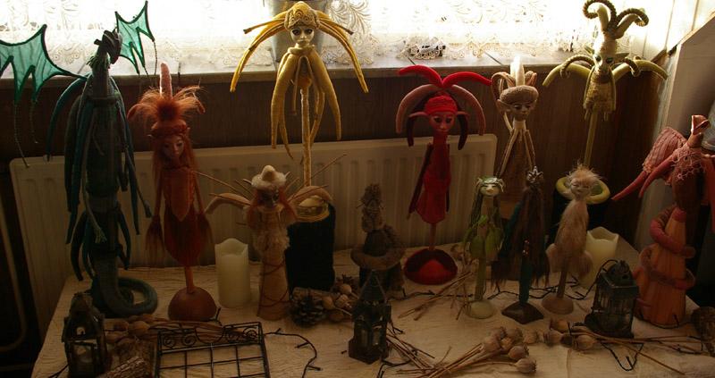 Fantasycreations Fantasy Creations art fantasy art solls elf elves magical fairy tale