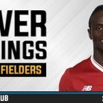 FPL Power Rankings 2017/18: Midfielders (GW4)