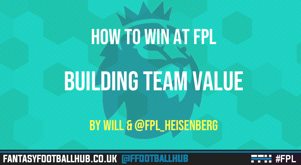 How To Win at FPL - Building Team Value - Fantasy Football Hub