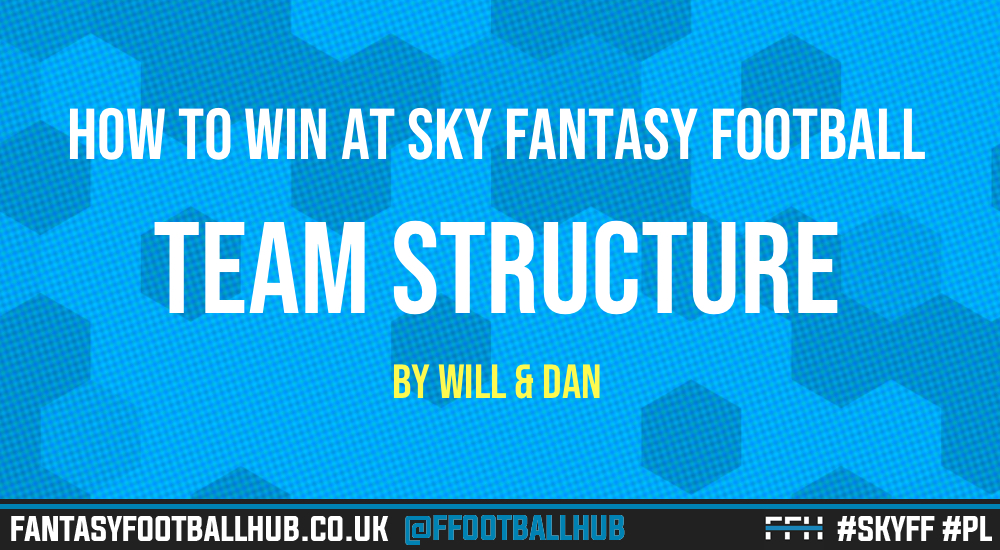 How To Win at Sky Sports Fantasy Football – Team Structure & Player Types