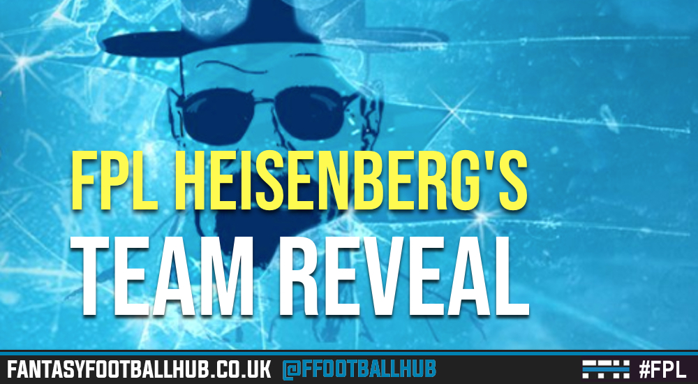 FPL Heisenberg's Gameweek 4 Team Reveal