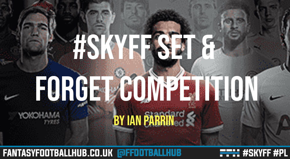 SKY Competition – Set & Forget