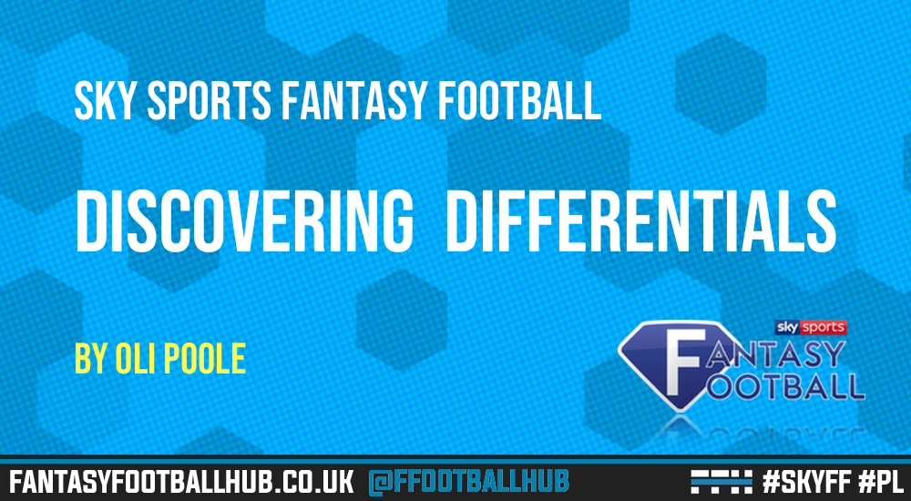 GW12 Sky Sports Fantasy Football Tips – Discovering the differentials