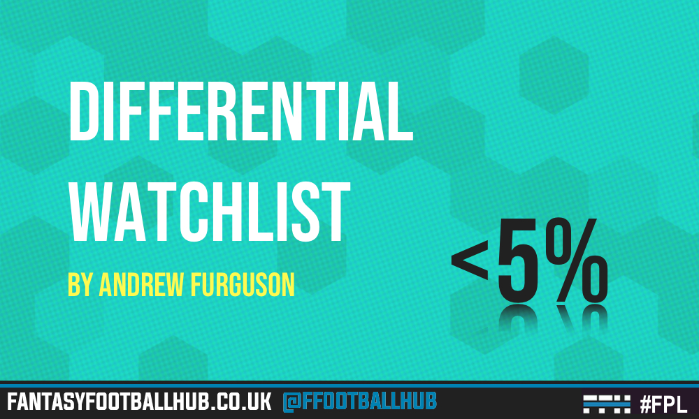 Differential Watchlist – FPL Tips GW14
