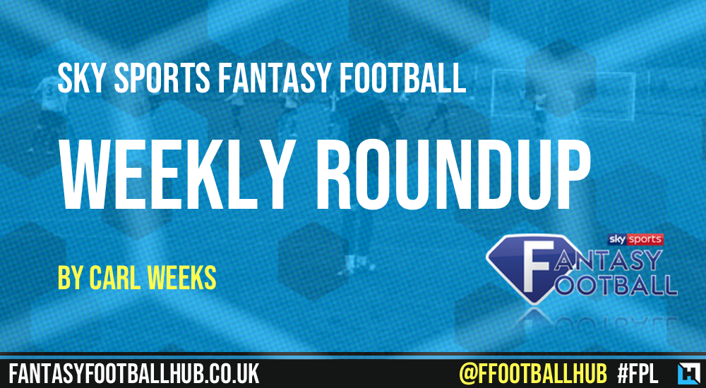 Sky Sports Fantasy Football Roundup – GW24