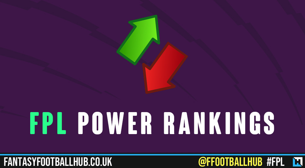 FPL Power Rankings – Gameweek 23
