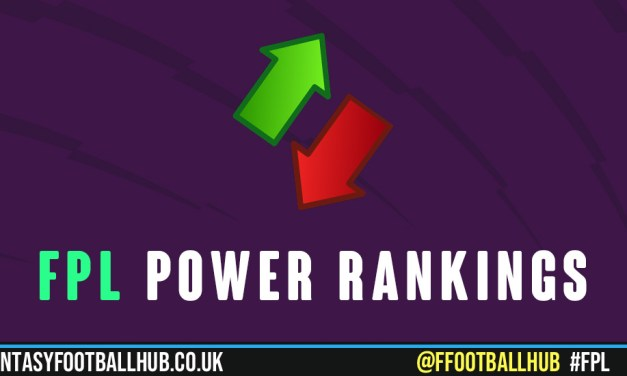 FPL Power Rankings – Gameweek 24