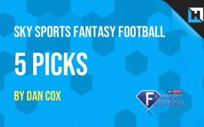 Sky Sports Fantasy Football – 5 Tips for Gameweek 40