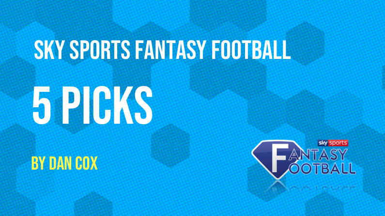 Sky Sports Fantasy Football Tips – 5 Picks for Gameweek 35