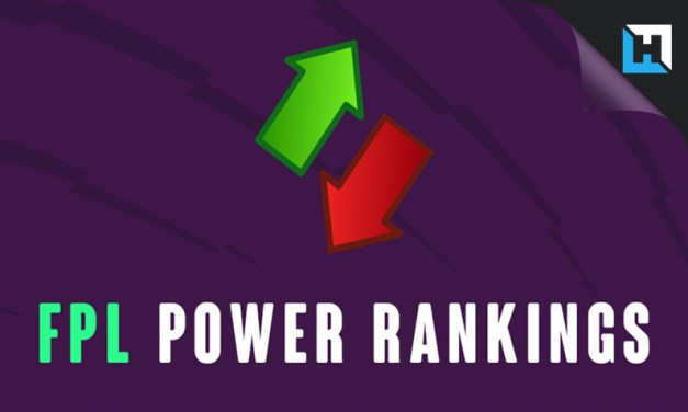 FPL Power Rankings – Gameweek 35