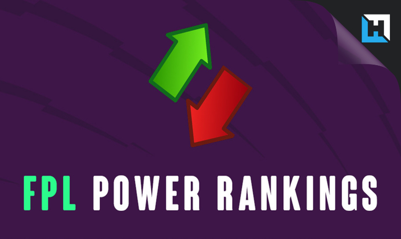 FPL Power Rankings – Gameweek 32