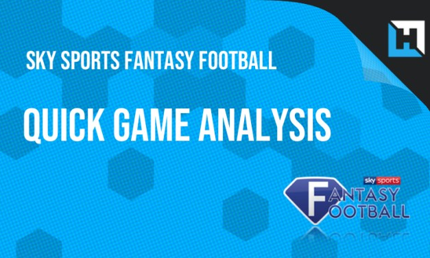 Analytical First Look at Sky Sports Fantasy Football 2019/2020
