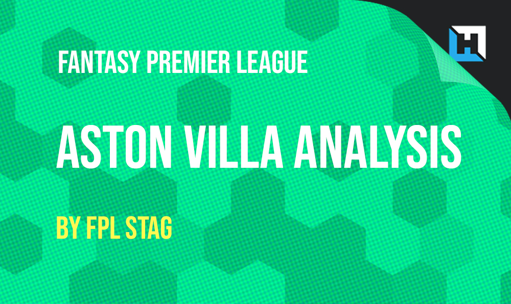 An FPL Analysis of Aston Villa – By FPL Stag