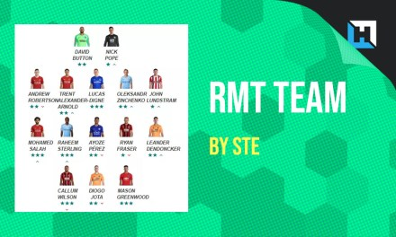 RMT Tool – Team and Transfers for GW4