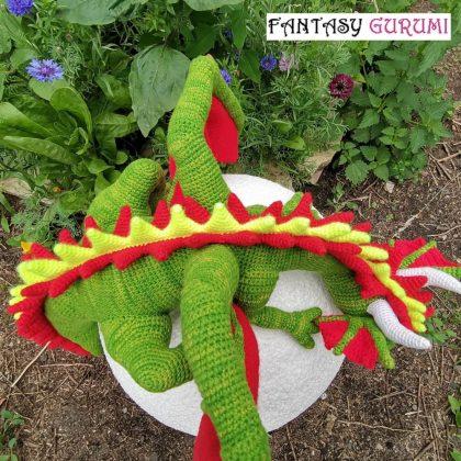 dragon géant