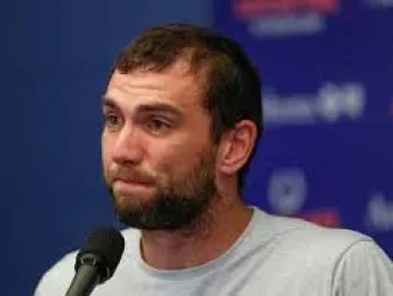 Image result for andrew luck retirement