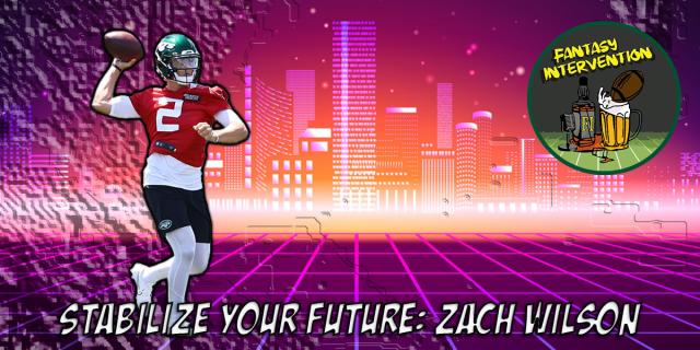 Zach Wilson SYF
