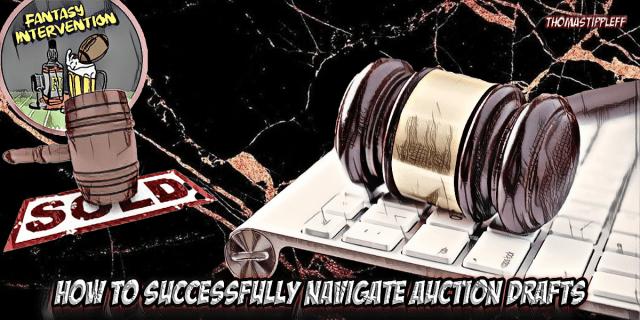 Navigate Auction Draft