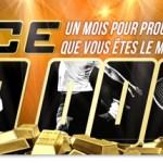 Les paris live rapportent gros avec The race Winamax