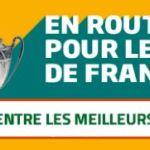 Le PMU est le premier sur la Coupe de France