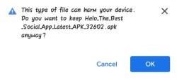 helo app install