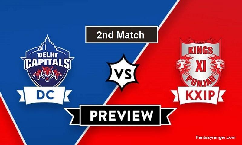 dc vs KXIP todays prediction