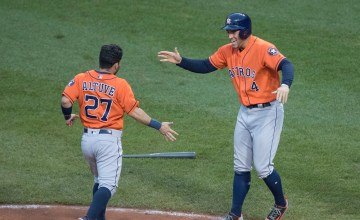 2017 Fantasy Baseball Rest of Season Rankings